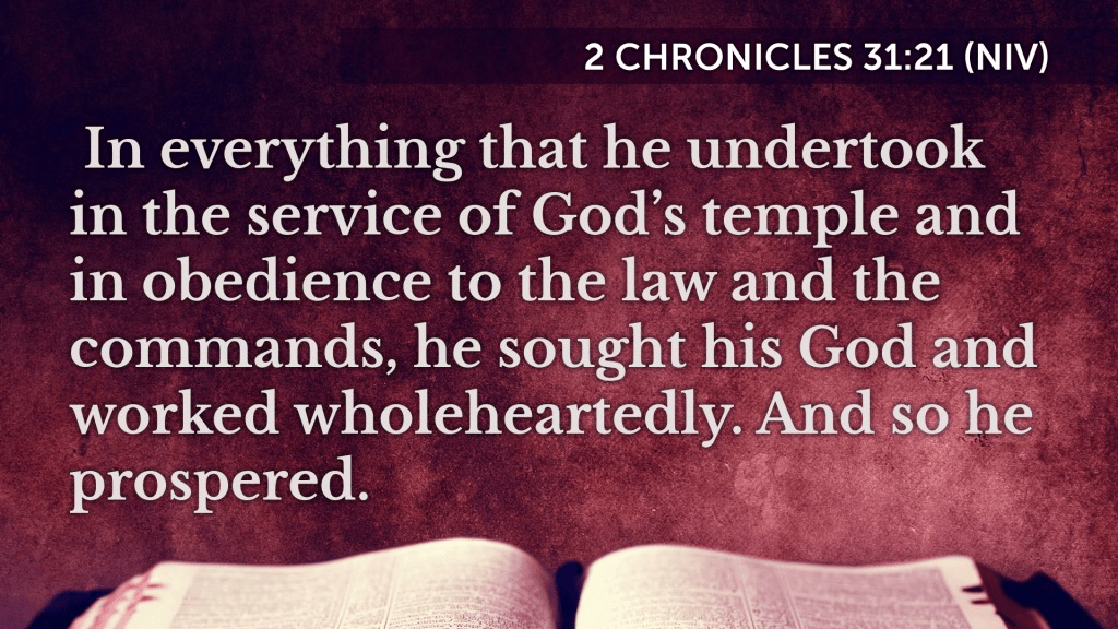 2 Chronicles 31_21