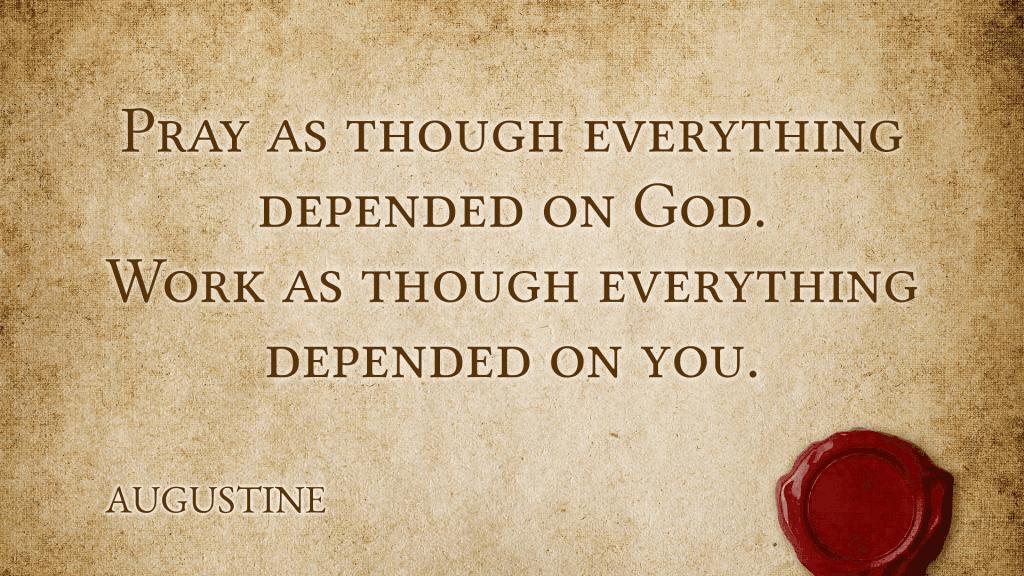 Augustinework