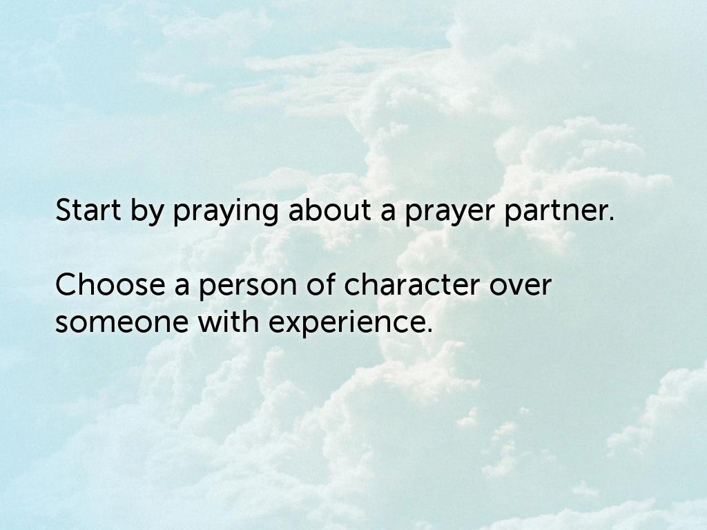 Prayerpartner2