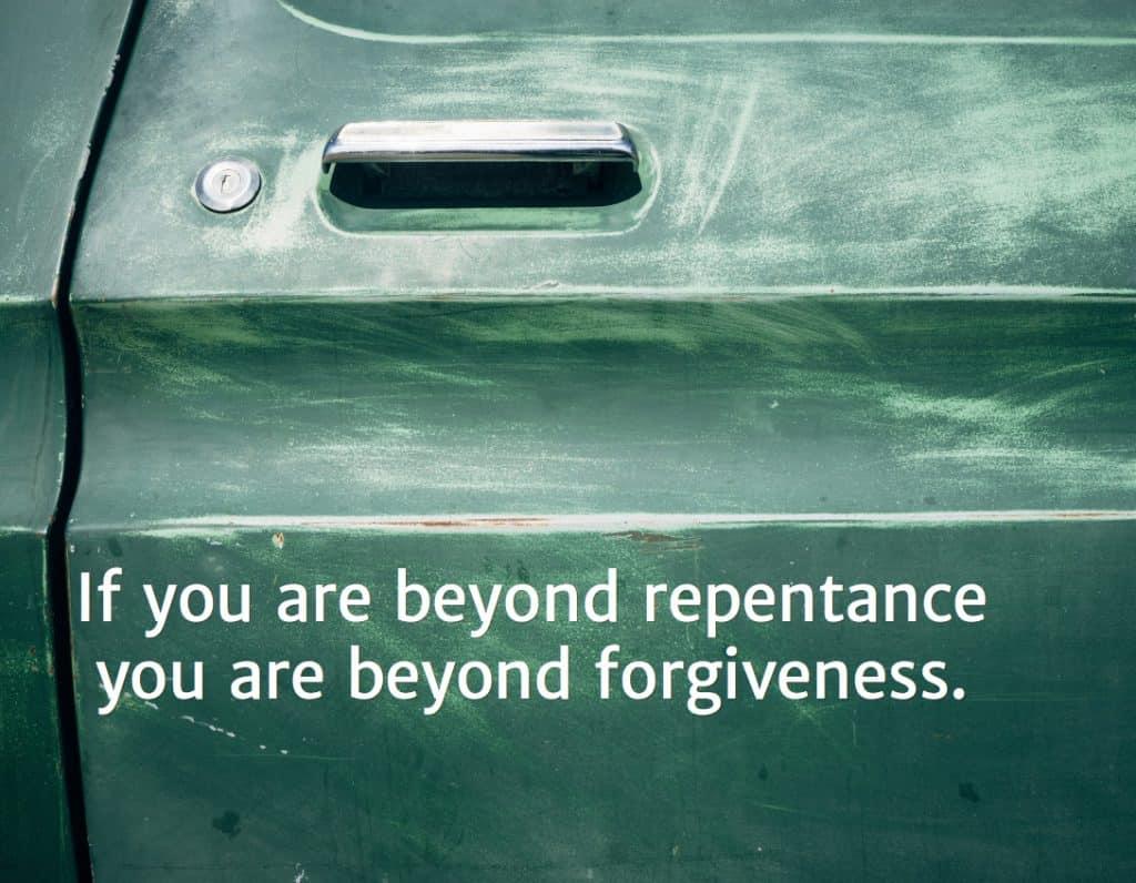 beyondrepentance