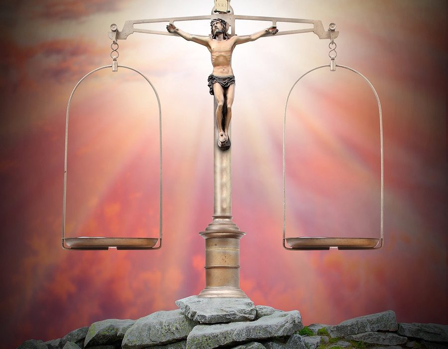 The Beautiful Balance of a Compensating God