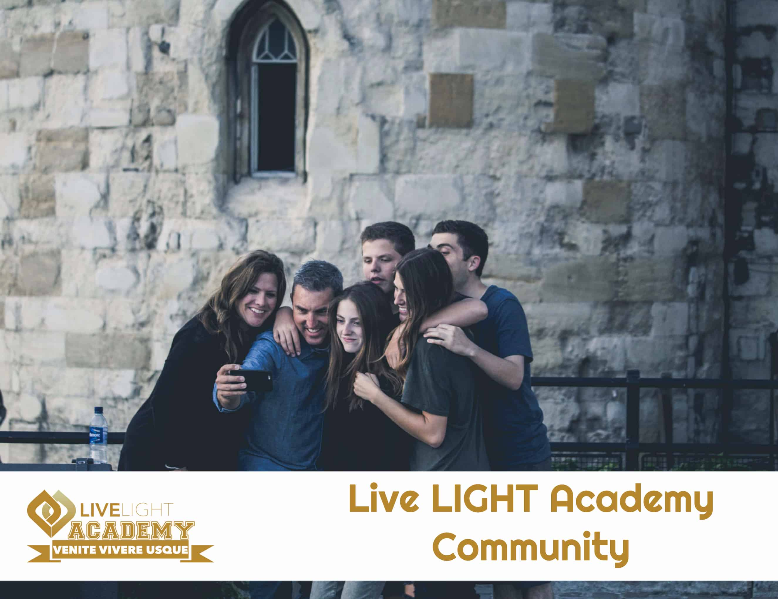 Getting Involved in the Live LIGHT Community