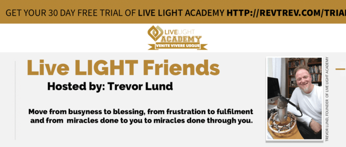 What's Live LIGHT Friends all about?