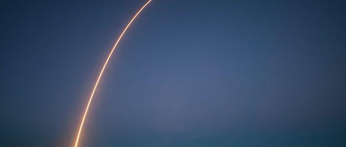 Launching, Launching, Launching