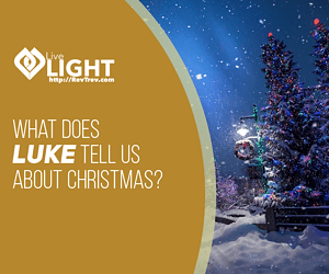 What does Luke tell us about Christmas?
